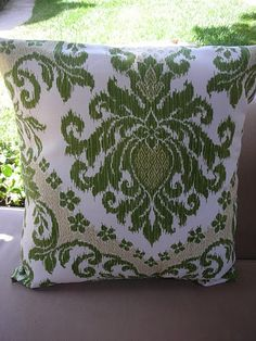 New Outdoor Pillows