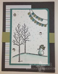 Creative Journey: White Christmas