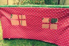 Cabane tipi tente enfant on pinterest tent play tents for Toile verte pour jardin