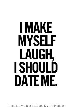 Dating Sucks. On the other hand... I'm hilarious.