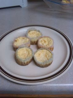 Low Carb Healthy Journey: Cream cheese muffins