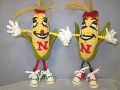 Nebraska Corn Huskers by Pechanga's Closet