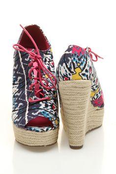 Privilege Franka Shoes
