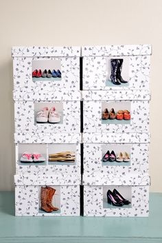 How to Organize Shoes |