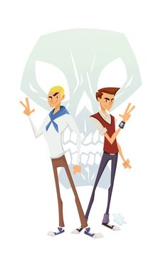 Venture Brothers by *Tigerhawk01 on deviantART