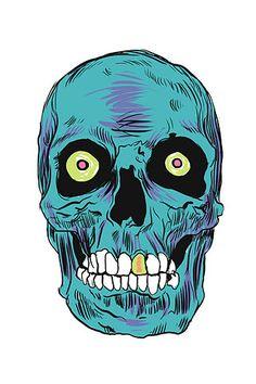 zombie illustration