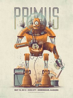 Primus - DKNG - 2014 ----