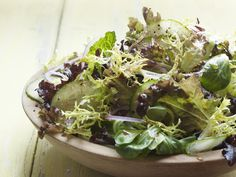 Spiced Green Salad Recipe : Food Network Kitchen : Food Network - FoodNetwork.com