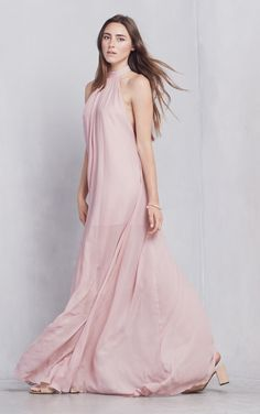 Pretty in pink Isabel Dress! Lovely for your maids. #bridesmaids #dress #pink #wedding Shop: Reformation ---> https://thereformation.com/products/isabel-dress-4