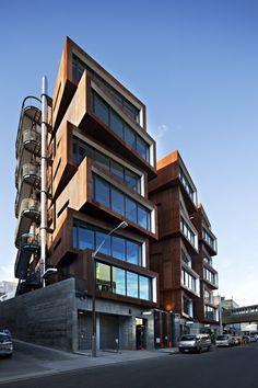 Ironbank / RTA Studio  Auckland, New Zeland