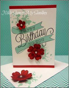 Another great year!  Nikki Spencer-My Sandbox