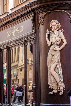 2012 - Praga - Caffè per lei... ;)
