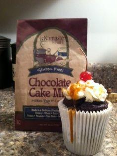 Hot Fudge Sundae  Cupcake!