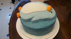 another blue penguin