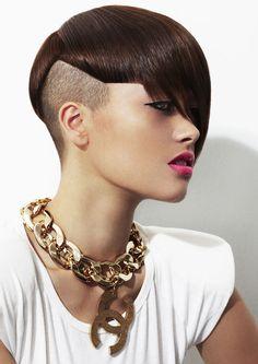 Short Hair & Shave