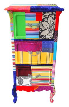 decor, teen bedrooms, idea, squint limit, bold color, tallboy, furnitur, design, chest of drawers