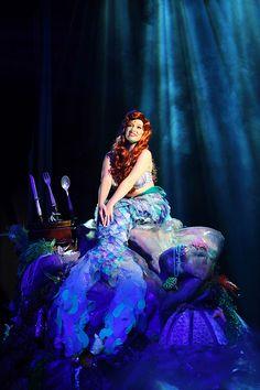 Voyage of the Little Mermaid at Disney's Hollywood Studios, Walt Disney World, FL