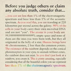 spiritual thoughts, food for thought, judges, truth, perception, rainbows, inspir, perspective, quot