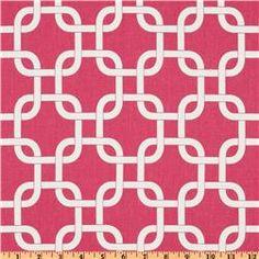 Premier Prints Gotcha Candy Pink/White-bumper