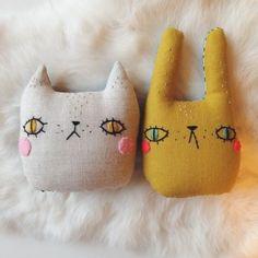 Lulu and Juniper – Small cushion set