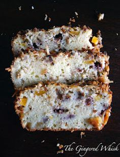 Definitely making this. Aloha quick bread.