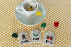 Kitchen Tea Ideas On Pinterest