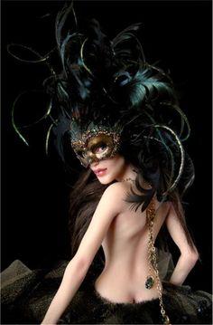 Masquerade - nicole west*