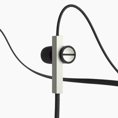Roam Ropes Designer Headphones | Minimal Industrial Design