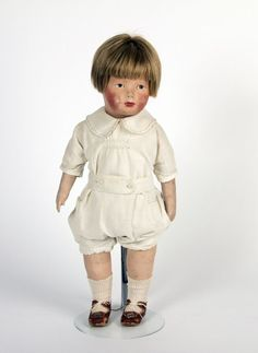 79.9773: Kamkins | doll | Dolls from the Early Twentieth Century | Dolls | National Museum of Play Online Collections | The Strong
