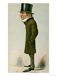 William Ewart Gladstone by Ape (Carlo Pellegrini)