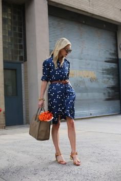Dotted Dress//