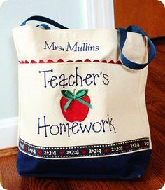 teacher's bag linky party