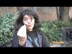 """""""Sin palabras"""" : un vídeo ( de videoELE) sobre la comunicación no verbal y el significado de algunos gestos en español."""