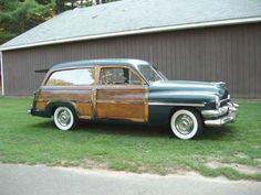 1951 Mercury Woody Station Wagon