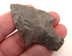 Native American Artifact Authentic Ancient Indian Arrowhead Guaranteed kl103
