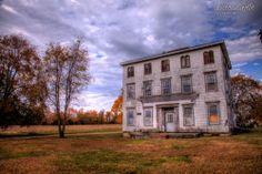 Great house on Auburn Road in Salem county New Jersey