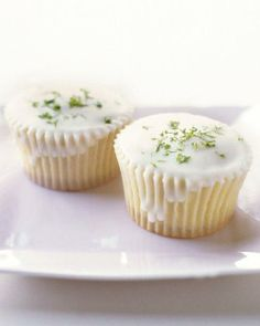Favorite Cupcakes // Triple-Citrus Cupcakes Recipe
