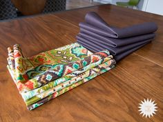 DIY Sewing Placemats
