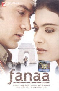 Fanaa- a film about a blind woman falling in love. ( Okay, just a warning this movie is a bit overdramatic, but it is one of those movies that grows on you, and I cannot help but love the Bollywood numbers!)