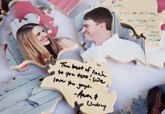 Photo Puzzle Guest Book Idea // Vue Photography
