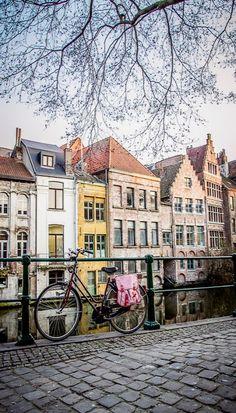 bruges, belgium....