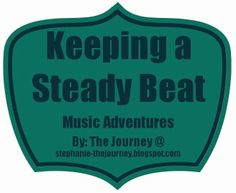 Keeping a Steady Beat - Lesson 1