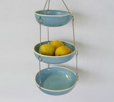 hanging fruit baskets: new obsession. finding one: summer goal