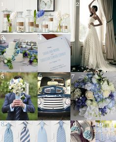 Love it. Spring Wedding Flower Ideas | Wed Me Pretty - Wedding Ideas