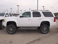 2013 Chevy Tahoe Rocky Ridge Conversion.  View this vehicle at, http://www.conversionsforsale.com truck gmc, lift truck