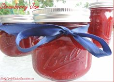 Easy Homemade Strawberry Jam Recipe