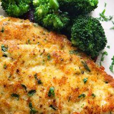 Baked Parmesan Garlic Chicken | What2Cook