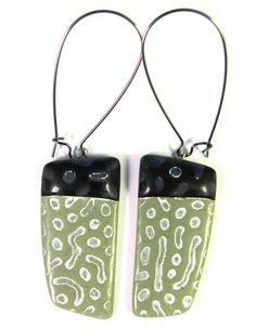 SCDiva earrings on Etsy