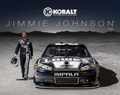 Jimmie Johnson Lowe's Kobalt
