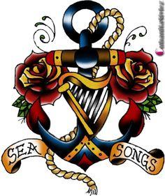 navy tattoos for girls, girl tattoos, anchors, tattoo fonts, tattoo flash
